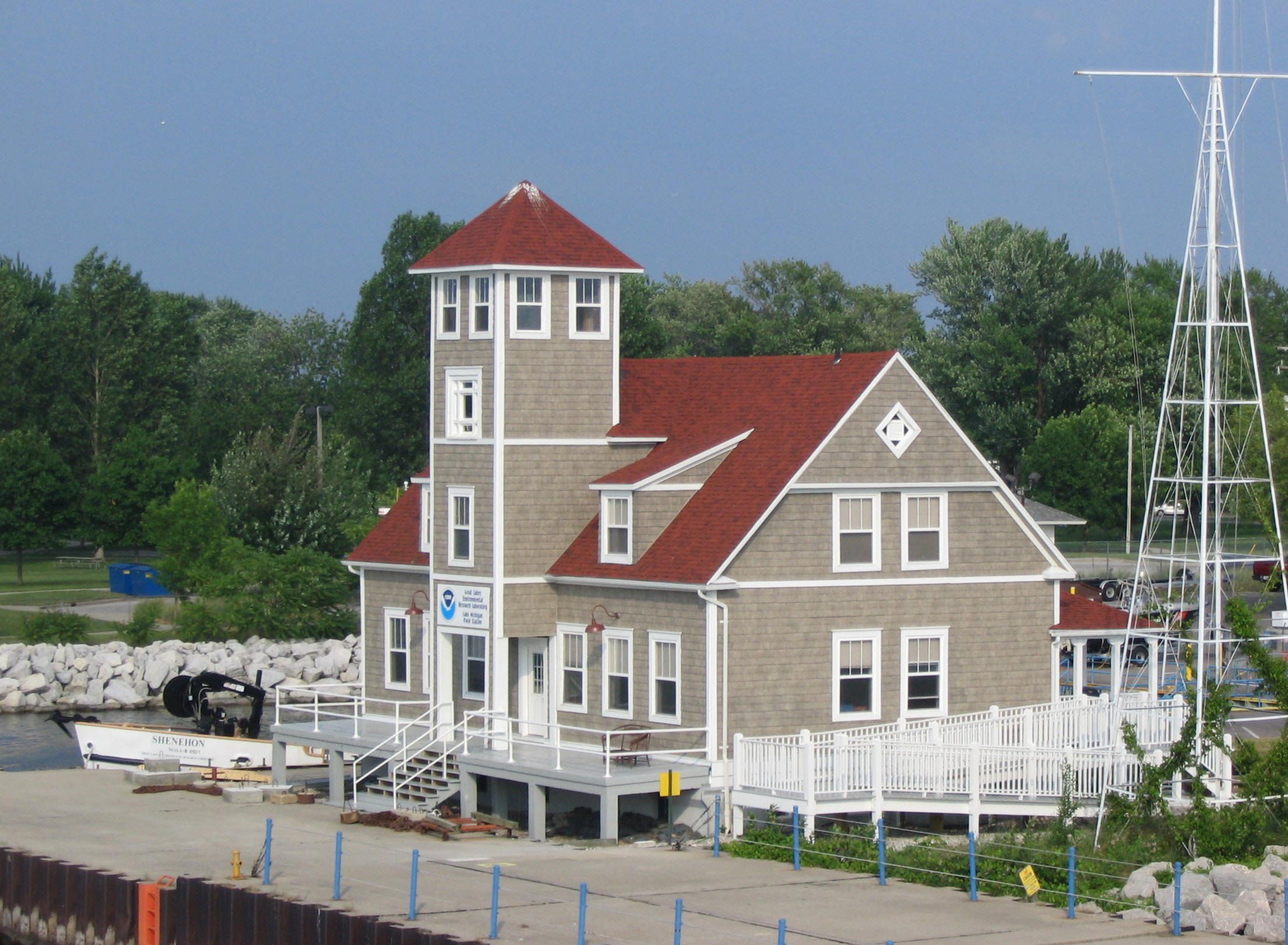 Muskegon Coast Guard Station