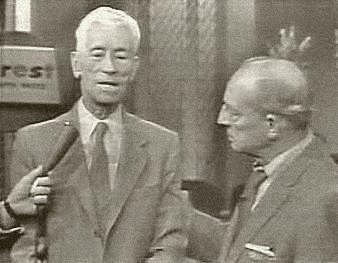 "Mush with Buster Keaton on ""This is Your Life"" - April 3, 1957"