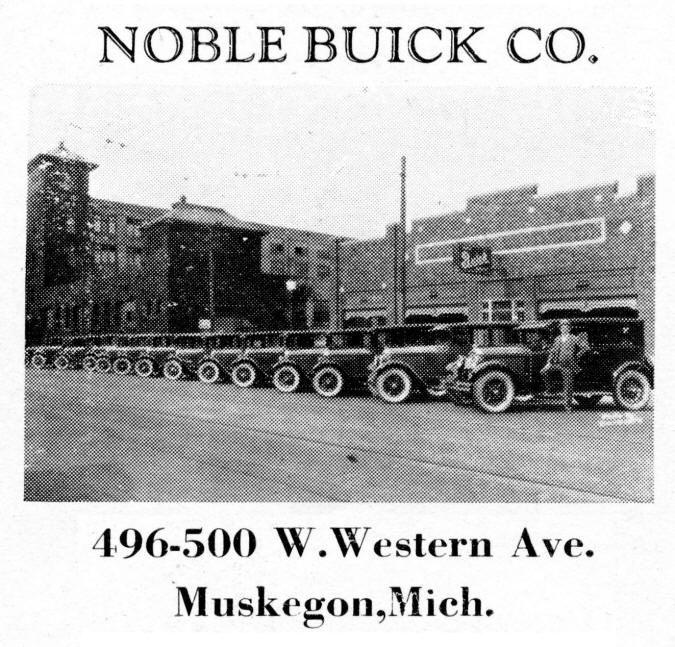 Noble Buick