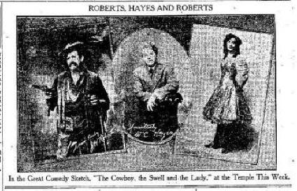 Roberts, Hayes and Roberts