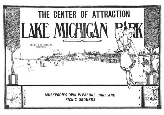 Lake Michigan Park - The Center of Attraction