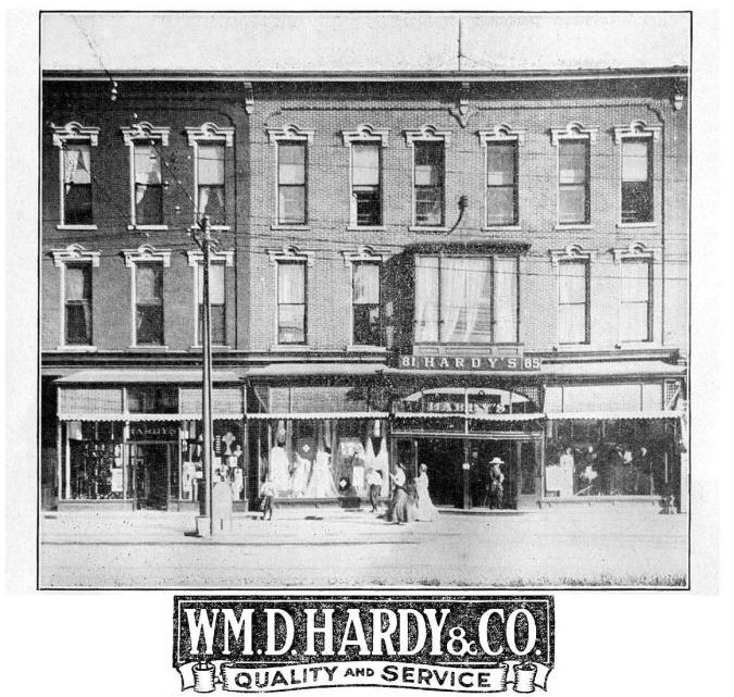 WD Hardy Department Store